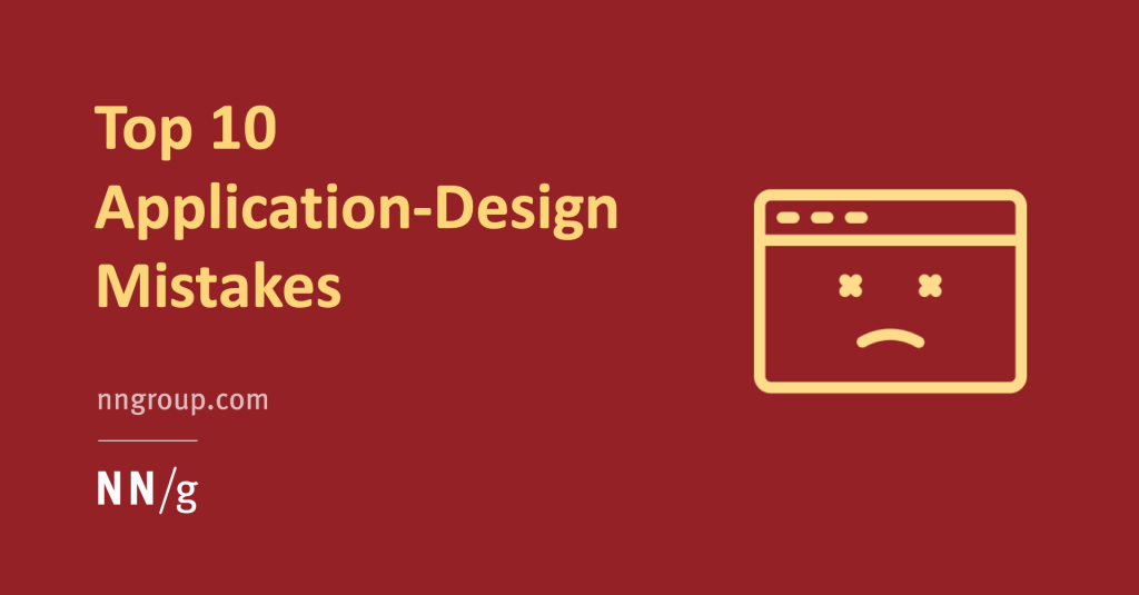 top-10-application-design-mistakes